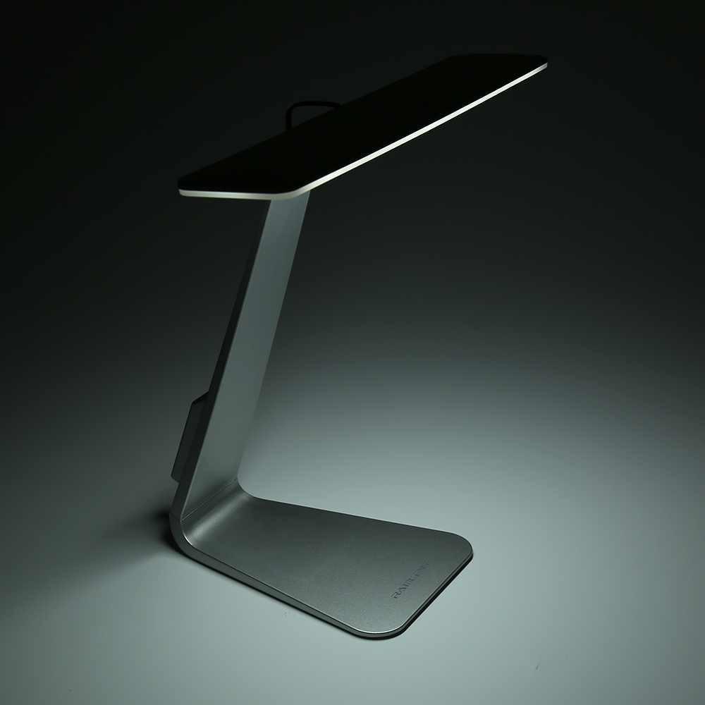 Usb 28 led lumière clip sur la table de lit lampe de bureau réglable rechargeable led