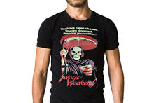 Savage Weekend 1979 Film Reaper Poster T-Shirt O Neck Short Sleeves Boy Cotton Men T Shirt Fashion Top Tee