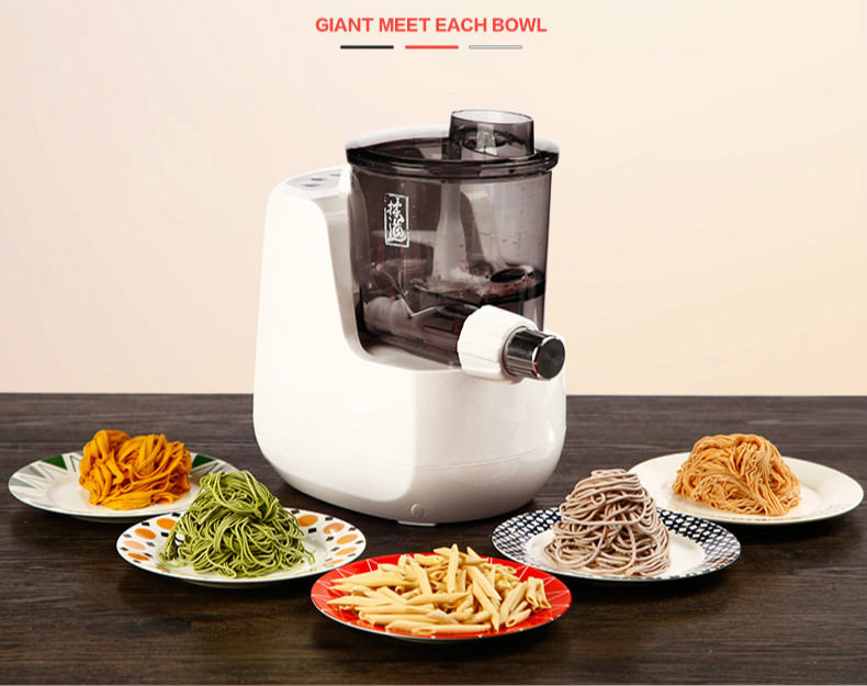 Noodle Maker Household Intelligent Automatic Noodle Machine Small Vertical Electric Press.NEW