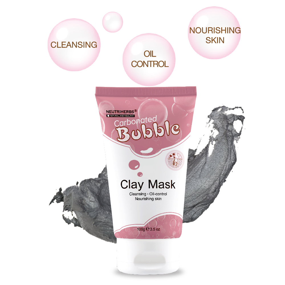 Carbonated Bubble Clay Mask (7)