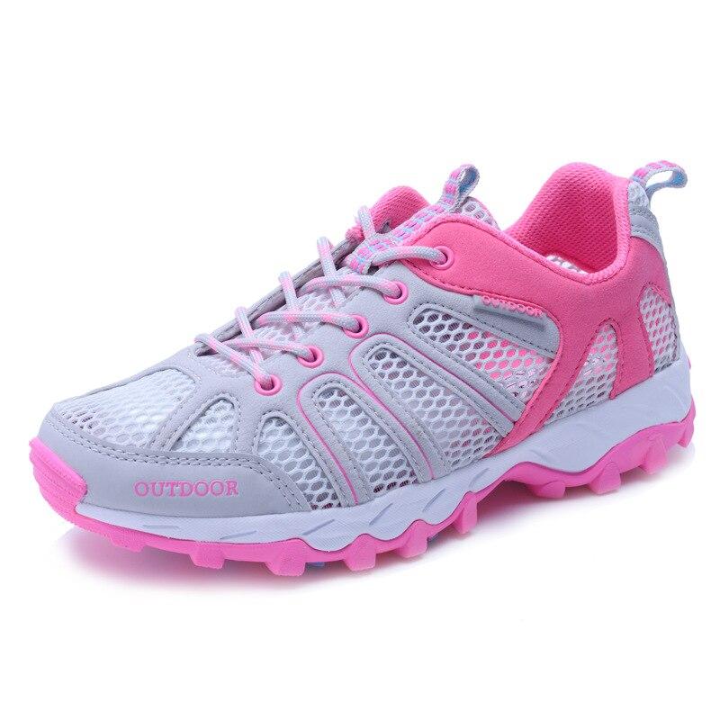 Verano Mesh Air Upstream Shoe zapatos casuales al aire libre para - Zapatos de hombre - foto 2