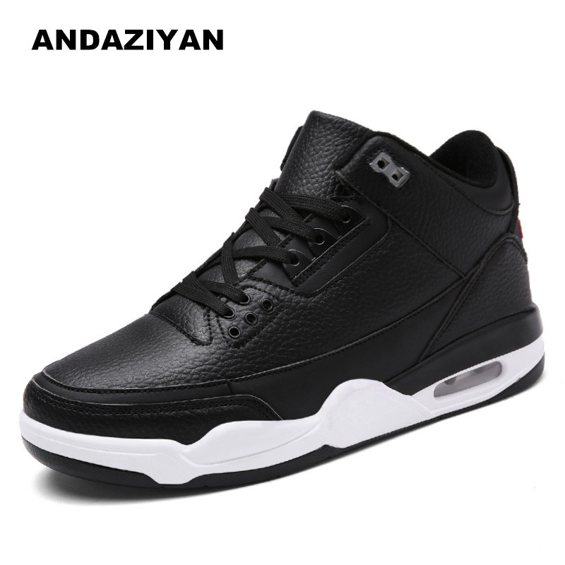 2019 hommes chaussures hip hop coussin d'air chaussures