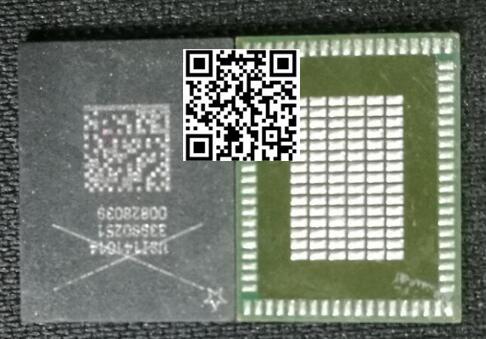5 pçs/lote para ipad air 2 para ipad 2 wifi ic 339s0251