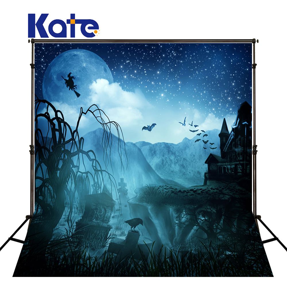 Kate Holloween Photography Backdrops Children Photo Background Photography Backdrop Washable Baby Photography Backdrops kate 10ft photo background naturism children photos flores wedding backdrops oil painting garden backdrop kids blue sea backdrop