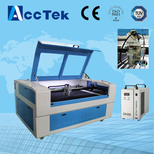 Best price co2 laser tube AKJ1390H for metal,wood ,Acrylic,MDF,Leather,Plywood/laser cutting