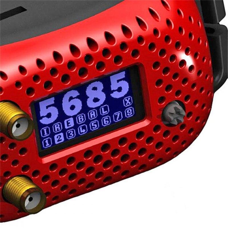 ImmersionRC RapidFIRE w/Analógico MAIS Óculos FPV Módulo Receptor Para Fatshark Modelos RC Peças De Reposição Acessórios