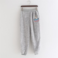 Women's Warm Unicorn Printed Pajama