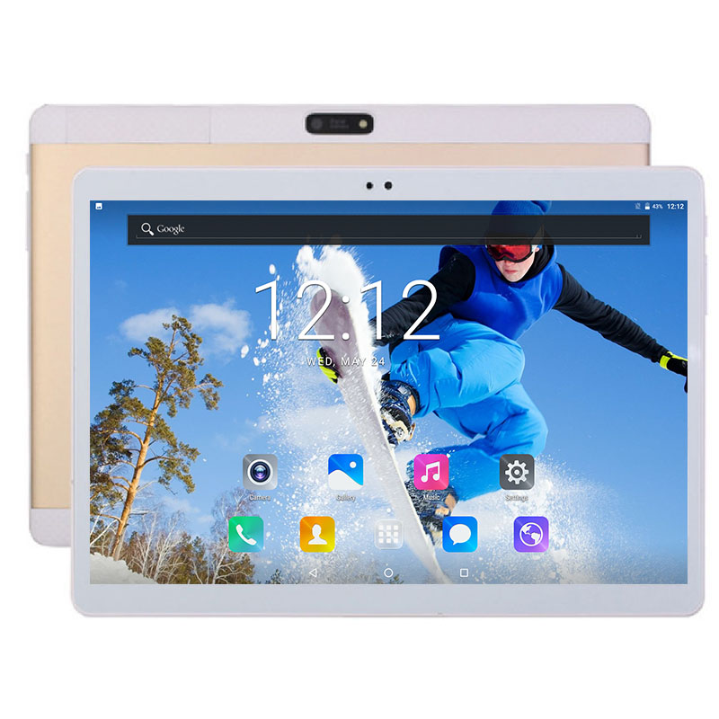 2018 New 10 inch Android 7.0 tablet Pc 4G FDD LTE Deca Core 4GB RAM 64GB ROM 1920x1200 IPS Kids Gift Tablets 10 10.1 Tablet pcs