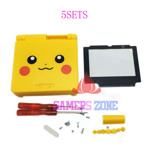 Image 4 - 5sets Limited Edition Replacement Full Housing Shell Case Cover for GBA SP Gameboy Advanced SP