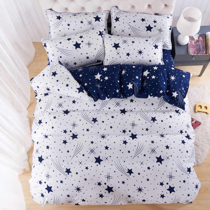 2019 новое осенне-зимнее мягкое удобное одеяло, пододеяльник 3/4 шт., Комплект постельного белья для взрослых, детская кроватка, постельное белье, один размер King queen