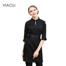 Viaoli Nurse Uniform Hospital Lab Coat Korea Style Women Hospital Medical Clothes Uniform Fashion Design Breathable Work Wear