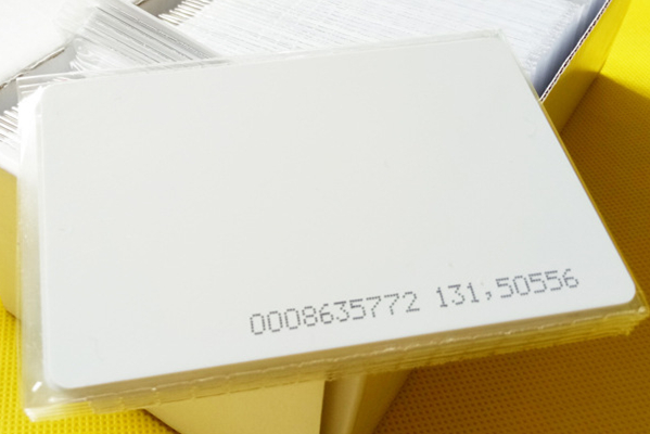 Hot Sale 10pcs/lot rfid card 125khz TK4100 blank smart card EM4100 ID pvc card with UID series number for access control system 200pcs track 1 2 and 3 magnetic stripe blank card for school library management access control