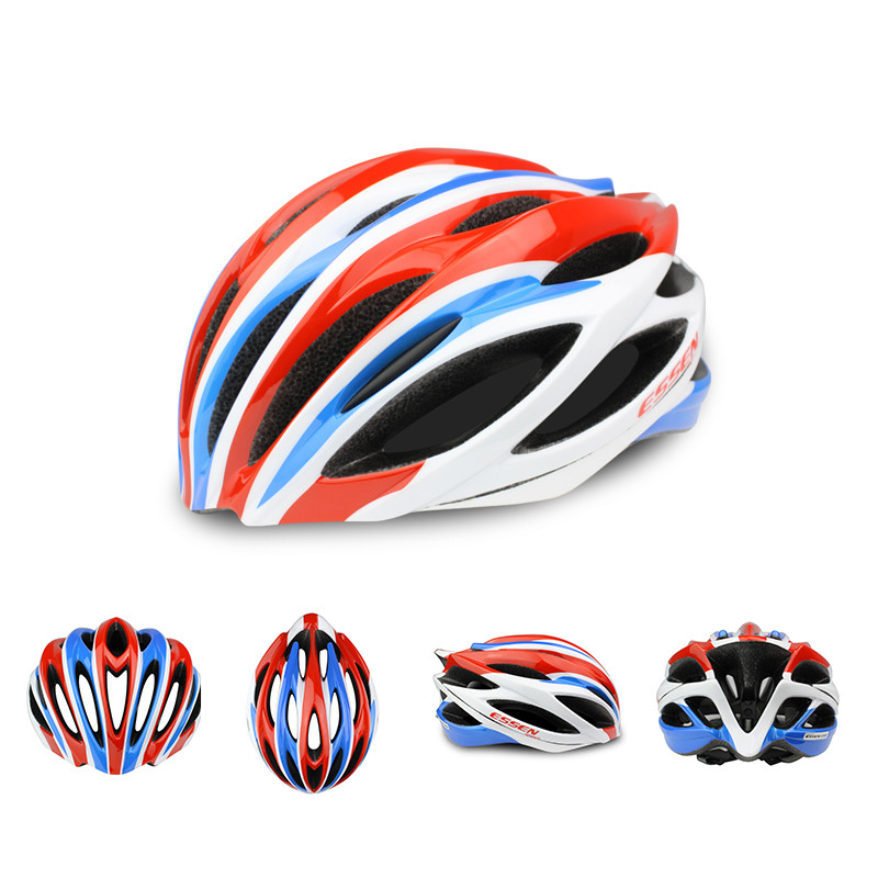 Intelligent Essen Men Adults Bicycle Helmet Pc+eps In-molded Cycling Road Mtb Bike Helmet Cap Insect Nets Casco Bicicleta Capacete Ciclismo Sports & Entertainment Cycling