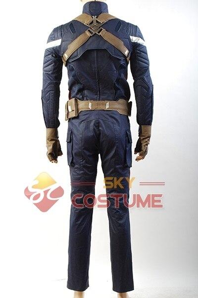 Կապիտան Ամերիկա 2. Ձմեռային - Կարնավալային հագուստները - Լուսանկար 4