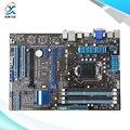 Для Asus Z77-A Оригинальный Б P8Z77-A Рабочего Материнская Плата Для Intel Z77 Socket LGA 1155 Для i3 i5 i7 DDR3 32 Г SATA3 USB3.0 ATX