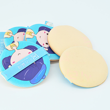 2017 New Arrivals 6PCS Women Beauty Facial Face Body Powder Puff Cosmetic Makeup Foundation Soft Sponge Girl Lady Gift