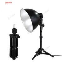 Photographic equipment 27cm aluminum cover lamp photography lamp shooting small items shooting soft light CD50 T03