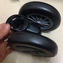 Maclarenquest baby hand push umbrella car original shock front wheel set accessories,maclaren