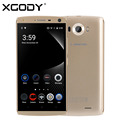 XGODY Landvo V11 5.0 inch 3G Smartphone MTK6580 Quad Core 1GB RAM 16GB ROM Mobile Phone Fingerprint 5.0MP Dual SIM Cards GPS