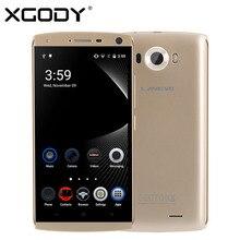 XGODY Landvo V11 5 0 inch 3G Smartphone MTK6580 Quad Core 1GB RAM 16GB ROM Mobile