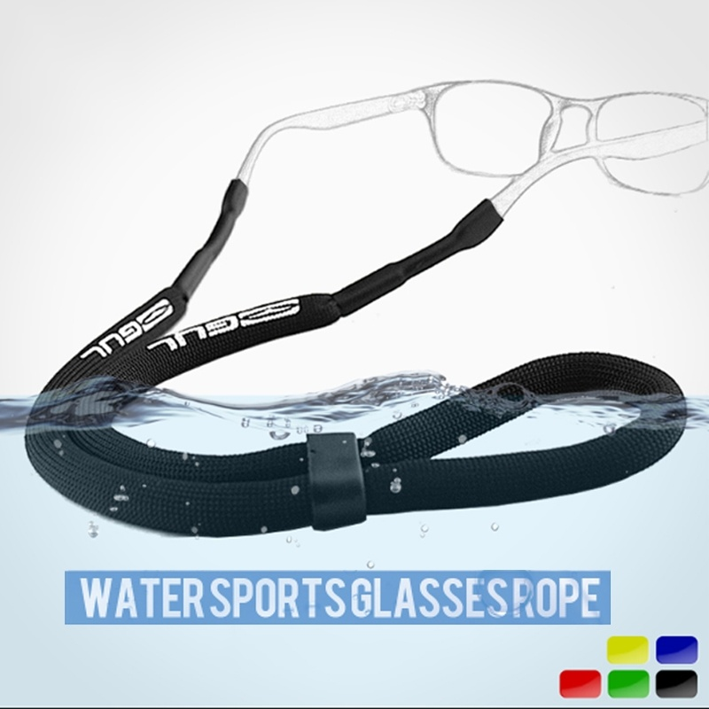Floating Sunglasses Chain WaterSports Glasses Cord Outdoor Sport Eyeglasse Eyewear Cord Holder Neck Strap Reading Glasses Goggle