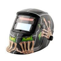 Pro Solar Auto Darkening GZ 107 Protection Gear Welding Helmet Lens ARC Mig Tig Mask Grinding