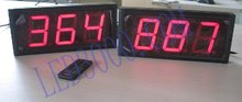 3inch 999 days  countdown  clock(HIT3-3R) 4 3inch lms430hf22