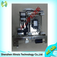 Печатающая головка в сборе принтера чернила насос в сборе, одного печатающей головки, черный, для EPSON/TUNR LIT/XENONS/GALAXY/ZHONGYE принтеров части