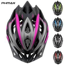 Bicycle Helmets Mtb Bike Mountain-Road-Bike Ultralight Integrally Women Pro PHMAX Molded