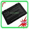 5200 mAh bateria Do Portátil para ASUS K60IJ K50IJ K50ID K70IC K70IJ A32-F82 X5E X5C X5J X8B X8D X50 X8 X70