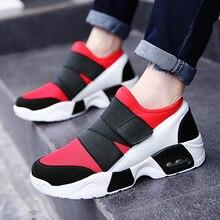 Venda quente Homens Sapatos Tenis Feminino 2018 NewTennis Branco Conforto  Ao Ar Livre Esportes Tênis Sapatos f31dd6d91edd1