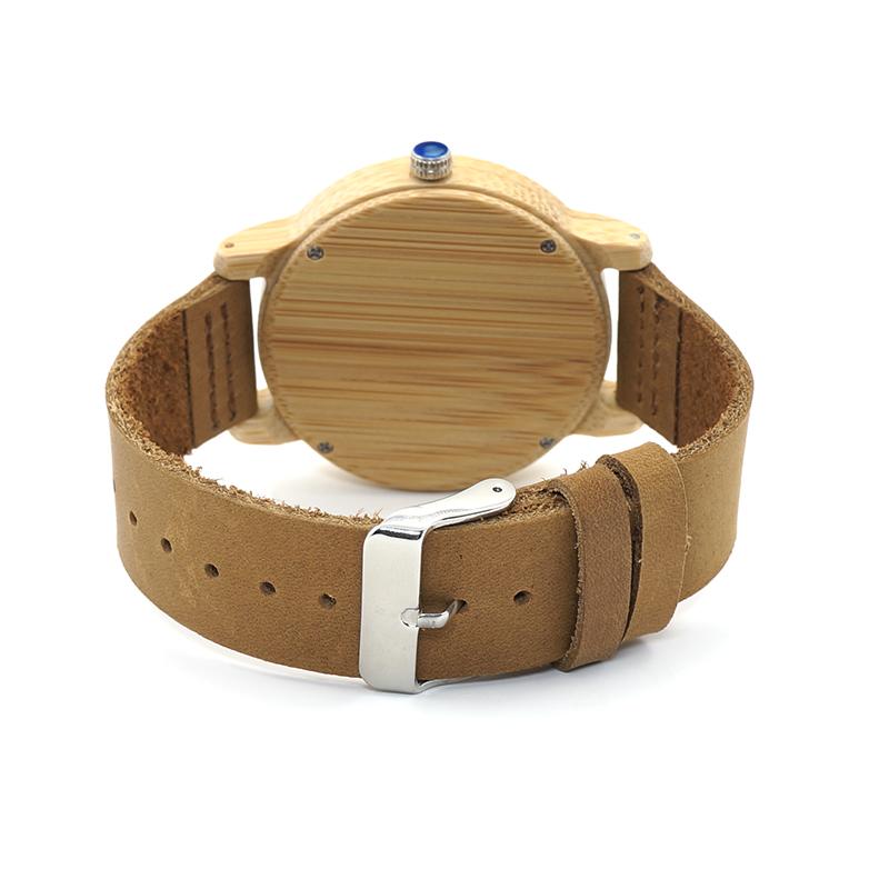 wooden watches bobo bird men gift watch