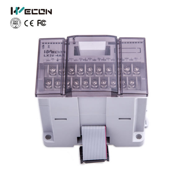 купить Wecon LX3V-4DA plc module for analog output and temperature по цене 6474.86 рублей