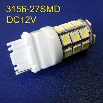 High quality 12V 3156 led tail lights,3156 led rear turn signal,T20 car led Reverse Lights free shipping 20pcs/lot