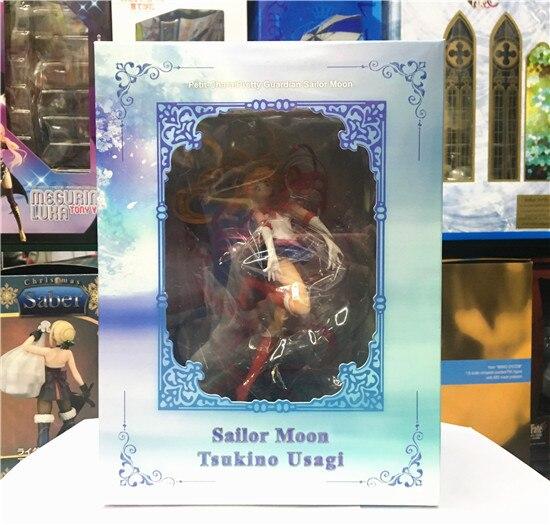 Offre spéciale marin lune Tsukino Usagi 20 cm zéro Chouette bande dessinée Anime Figurine jouets