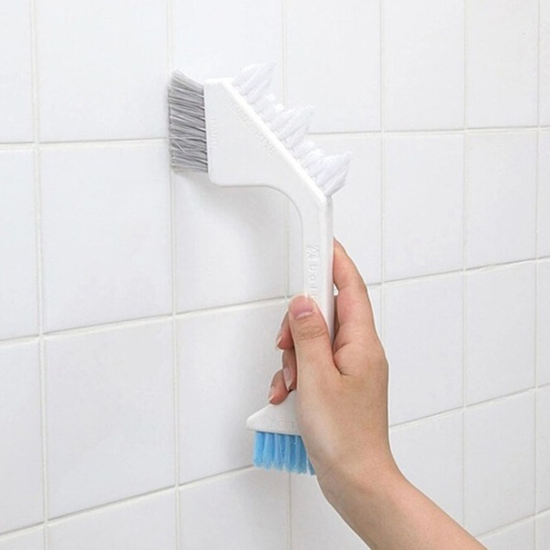 cleaning tools household necessities bathroom tile brush crevice brush floor cleaning kitchen brush by hand high quality