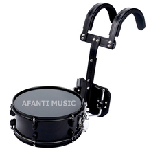 Afanti Music 14 inch Black Marching Drum MAD 1022