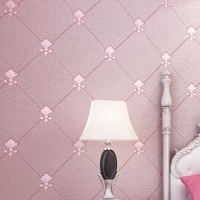 Salon TV fond papier peint 3D cerf cuir Style européen Deluxe papier peint rouleau chambre papel de parede Beibehang