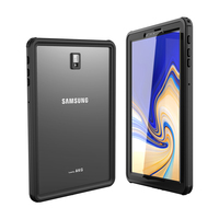 galaxy s4 For Samsung Galaxy Tab S4 Case Shock Dirt Snow Proof Protection With Touch ID for Galaxy Tab S4 10.5 inch Cover Clear New (2)
