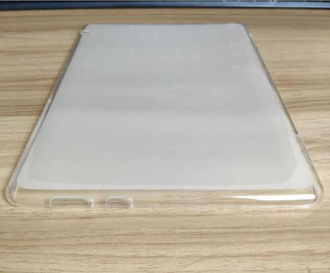 """Lembut TPU Cover untuk Huawei T5 10 Case Shell Pelindung MediaPad T5 10 10.1 """"AGS2-W09 AGS2-L09 Kantong HuaweiT5 10 tas Fundas"""