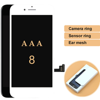 5 Pcs Top Quality AAA For Iphone 8 8G Lcd Display With 3D Touch Screen Assembly