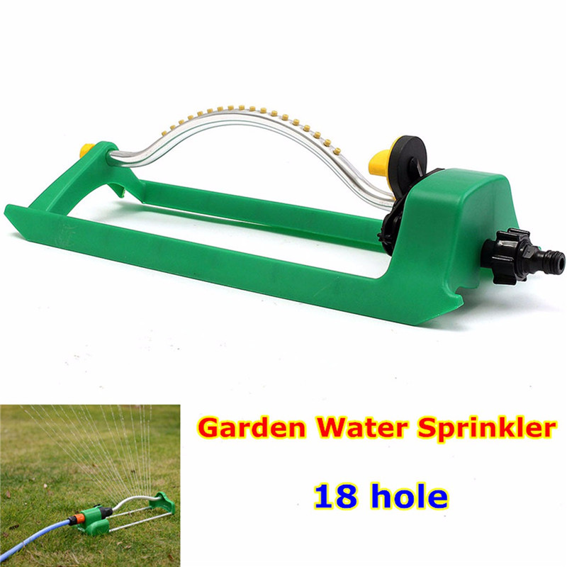 Garden Water Sprinklers Irrigation Tools Oscillating Water Sprinkler Sprayer For Garden Yard Lawn Water Sprinkler Garden Tool