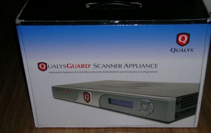 отель qualys qualysguard сканер прибор qgsa-2120-Д2