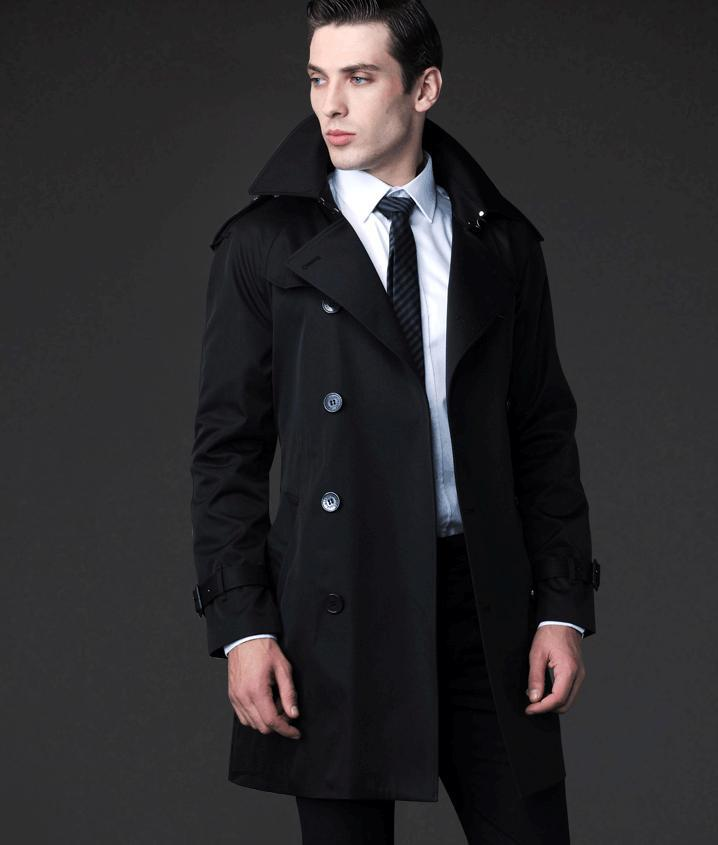 High Quality Long Coat Men Promotion-Shop for High Quality ...