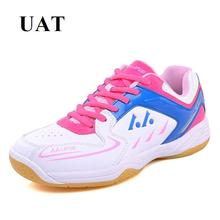 Primavera verano 2017 nuevas mujeres de la llegada zapatillas ligeras y antideslizantes zapatos de bádminton profesional mujer zapatos deportivos femeninos
