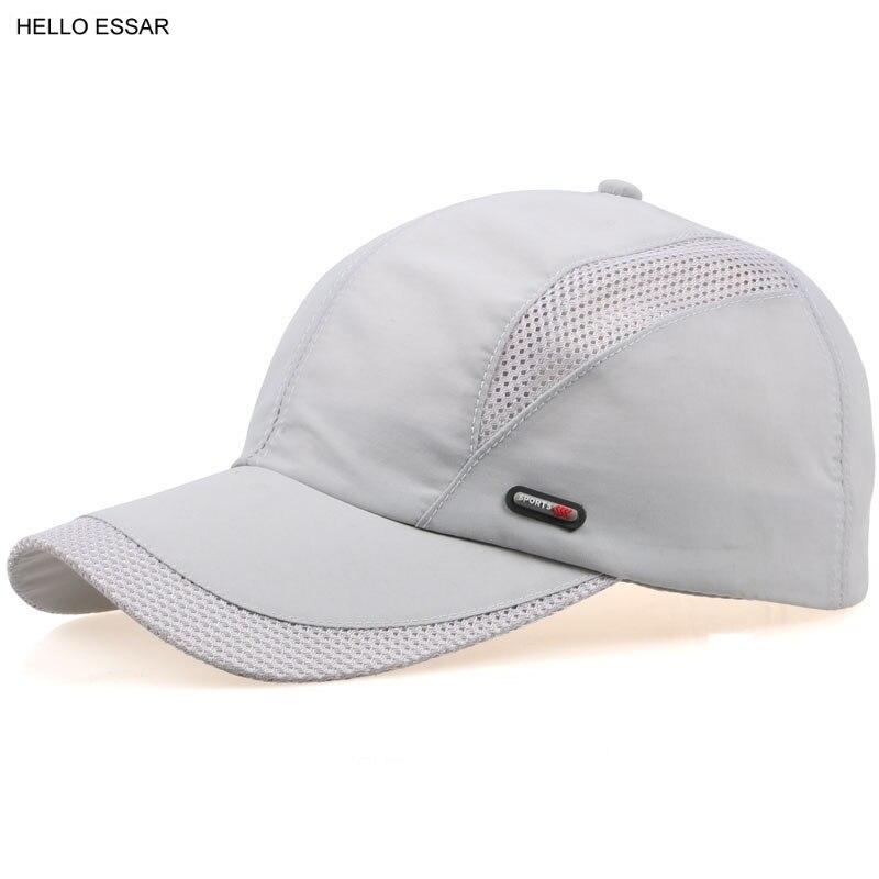 NEW Rapid Drying Baseball Cap Men Women Snapback Fitted Golf Sports Hat Cap Outdoors Leisure Travel Trucker Hats Gift C1138