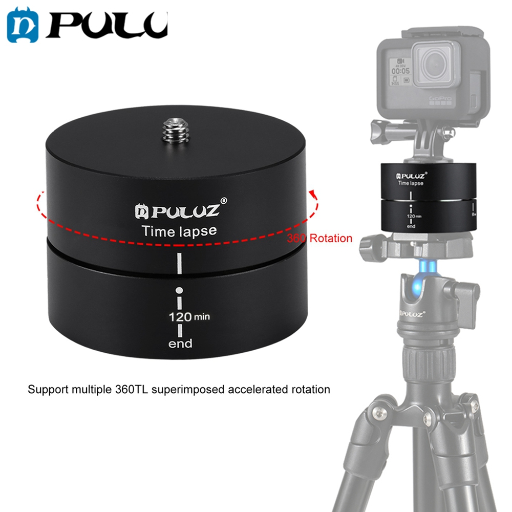 AFI MRA01 Panorama Head 360 Degree Rotating Gimbal With Remote Controller For Ca