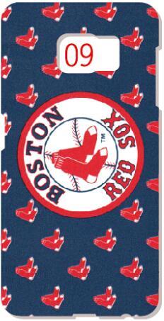 Print Boston Red Sox Cover For Samsung Galaxy A3 A5 A7 J3 J5 J7 2017 US EU Eurasian Version S8 Plus Note 8 Phone Case Capa Coque