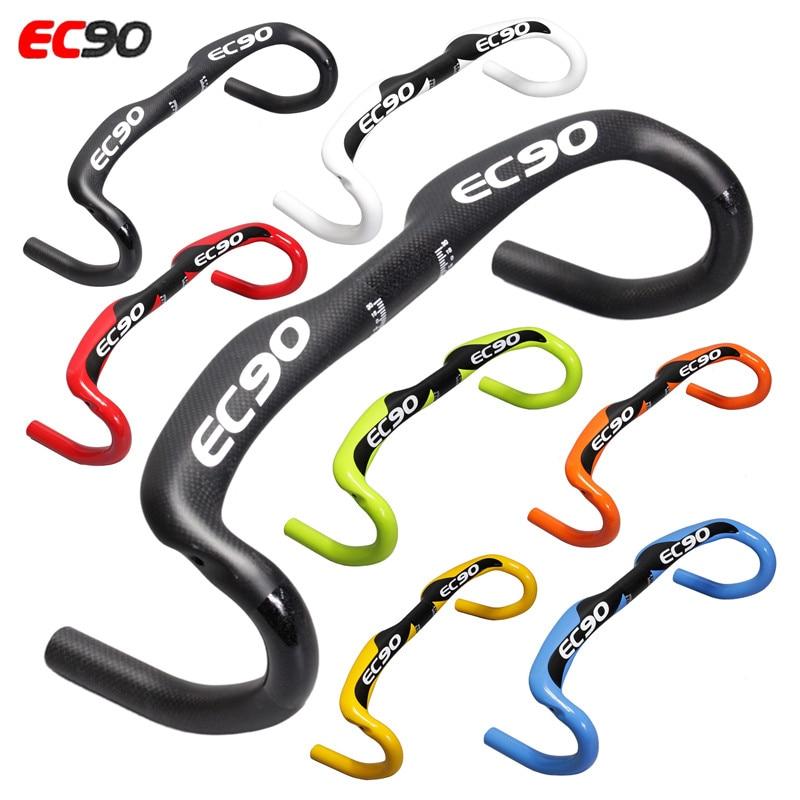 2017 EC90 New full carbon fiber road Bike handlebar racing handle Bike bend Bicycle handle 31