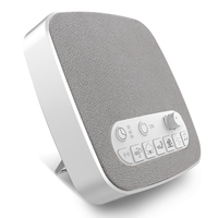 White Noise Machine Sleep Tones Sound Machine For Baby Office Relaxation With 7 Soothing Sounds Headphone